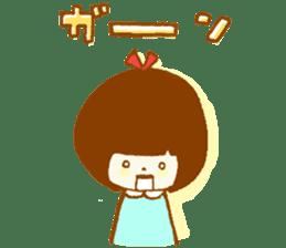 Chococo & friends sticker #141552