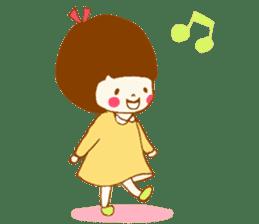 Chococo & friends sticker #141553