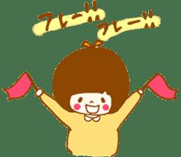 Chococo & friends sticker #141560
