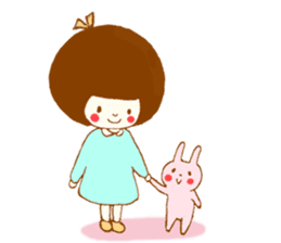 Chococo & friends sticker #141561
