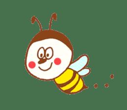 Chococo & friends sticker #141565