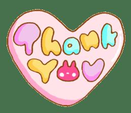 Chococo & friends sticker #141569
