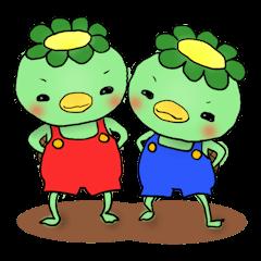 Twin Kappas TARO-JIRO