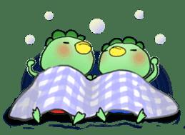 Twin Kappas TARO-JIRO sticker #141735