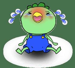 Twin Kappas TARO-JIRO sticker #141741