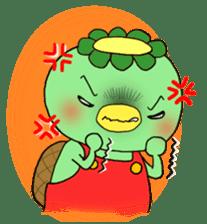 Twin Kappas TARO-JIRO sticker #141743