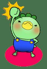 Twin Kappas TARO-JIRO sticker #141749