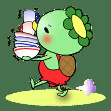 Twin Kappas TARO-JIRO sticker #141755