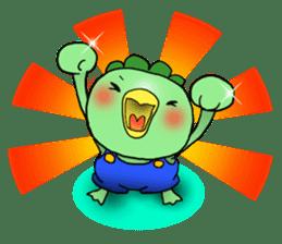 Twin Kappas TARO-JIRO sticker #141766