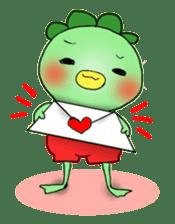 Twin Kappas TARO-JIRO sticker #141770