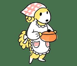 Shiba Inu Gen-chan and his friends sticker #142376