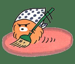 Shiba Inu Gen-chan and his friends sticker #142407
