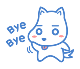 Shio Inu sticker #142723