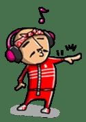 danceman sticker #143284