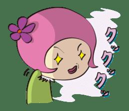 Miss Reiko sticker #143316