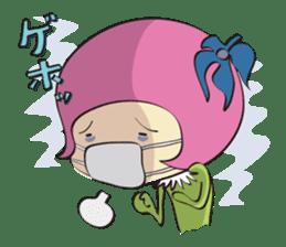 Miss Reiko sticker #143318