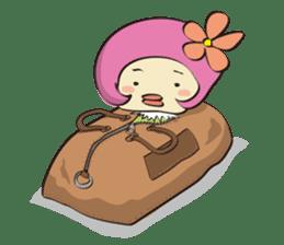 Miss Reiko sticker #143328