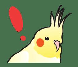 Pi-chan sticker #143658