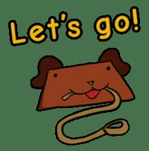 Mochi Choco sticker #144073