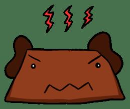 Mochi Choco sticker #144076