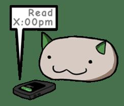 Mochi Choco sticker #144085