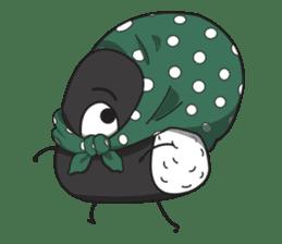 Story of Oni san sticker #144274