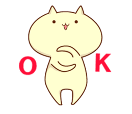 "My name is ""NEKO"" sticker #144689"