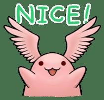 Tobiohagi sticker #144780