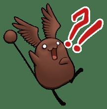 Tobiohagi sticker #144786