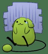 Tobiohagi sticker #144791
