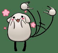 Tobiohagi sticker #144799