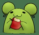 Tobiohagi sticker #144801