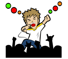 YES, IT HAPPENS to music bands! sticker #145300