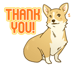 MAIRO the Corgi sticker #145420