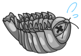 Giant Isopod sticker #146221