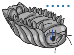 Giant Isopod sticker #146243