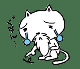 Cat Hermit sticker #146424