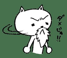 Cat Hermit sticker #146433