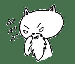 Cat Hermit sticker #146436