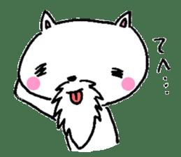Cat Hermit sticker #146437