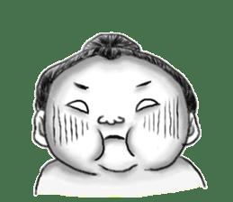 SMO Wrestler sticker #146896
