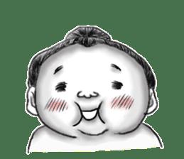 SMO Wrestler sticker #146897