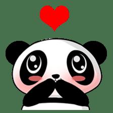 Panko Cute Little Panda sticker #147548