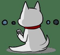 Wonderful Dog life! sticker #147711