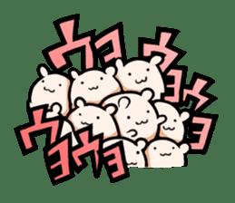 [ONOMATOPET] sticker #147966
