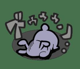 [ONOMATOPET] sticker #147981