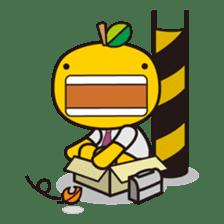 Mr. Orange (1) sticker #148284