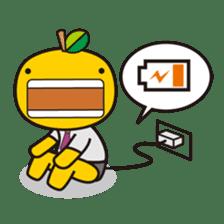 Mr. Orange (1) sticker #148304