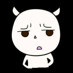 White Shiro-kun