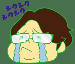 Morimon sticker #148366